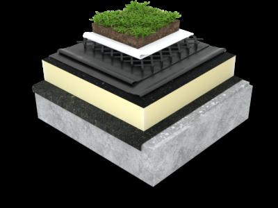 Dach płaski – zastosowanie płyt PIR